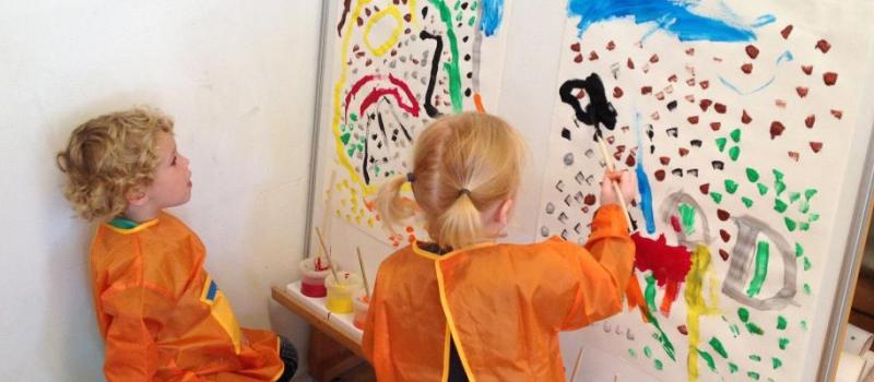 Iets Nieuws Motorische ontwikkeling kleuter en schoolkind | Kijk op Ontwikkeling &IL41